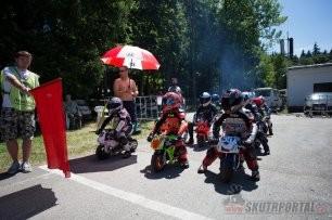 03: Mezinárodní přebor ČR MiniGP, Mini moto, Skútr - Písek 20. - 21. 7. 2013