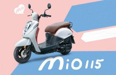 SYM Mio se vrací v plné síle!