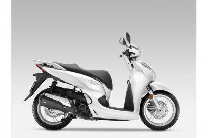 008: Honda SH300i, modelový rok 2016