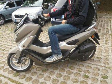 043: Yamaha NMax 125