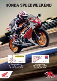 Honda Speedweekend