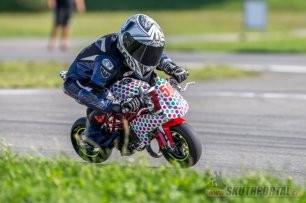 07: Mezinárodní přebor MiniGP, Mini moto, Skútr – Vysoké Mýto 7. - 8. 9 . 2013