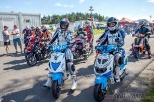 03: Mezinárodní přebor MiniGP, Mini moto, Skútr – Vysoké Mýto 7. - 8. 9 . 2013