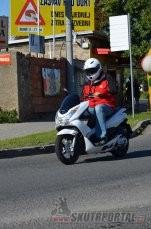 03: Honda pcx 150