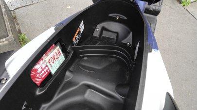 020: Honda Forza 125 - First Class ve světě skútrů
