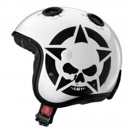 04: Caberg Doom - nová JET helma pro skútraře