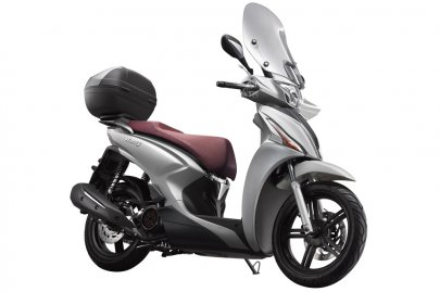 012: Kymco People S 125