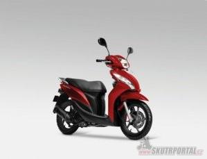 Nová Honda Vision
