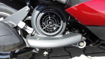 021: Yamaha D'elight 125 - malý skútr s velkou duší