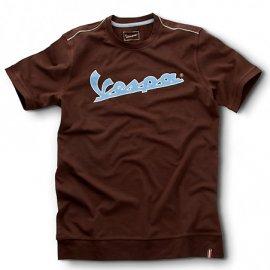 09: Pánské tričko Vespa
