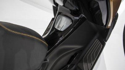 03: Entorq 210 - luxusní skútr z Indie