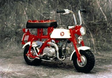 Do evropské nabídky společnosti Honda se vrací modely Super Cub a Monkey