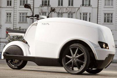 03: Elektrická tříkolka - Govecs Tripl