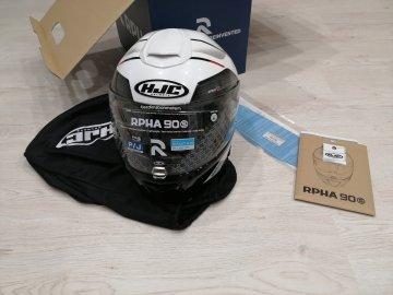 06: Helma RPHA 90S Bekavo MC1 - bezpečnost především