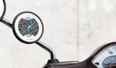 TomTom VIO - první navigace pro skútraře je tu! Název obrázku Obrázek