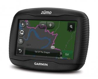 010: Moto GPS navigace