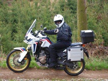 065: Honda Africa Twin CRF1000L - Návrat legendy
