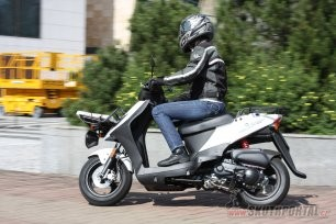 012: kymco agility carry 50