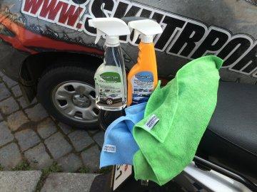 02: Eco Clean & Shine - Ekologická Autokosmetika
