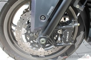009: Kymco Xciting 400i ABS
