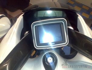 Navigace TomTom Rider Europe