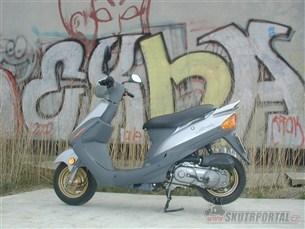 Yuki 50 Speedy. Splývat s proudem