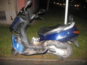 010: nehoda