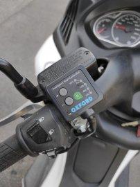001: Honda SW-T 400