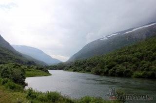 039: Švédsko a Norsko na skútru aneb 6369 km v sedle