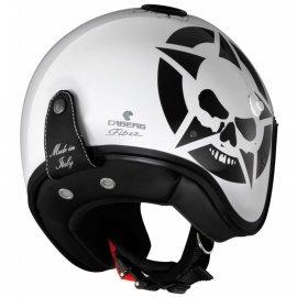 02: Caberg Doom - nová JET helma pro skútraře