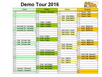 02: Kymco Demo Tour 2016