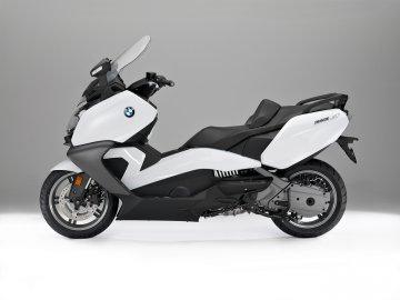 008: BMW C650 GT