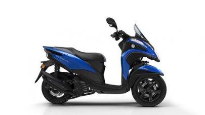 02: Yamaha Tricity posiluje