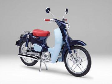 012: Honda Super Cub