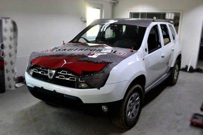"012: Dacia Duster by ""SKÚTRPORTÁL"""