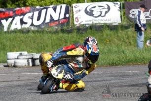 004: Mezinárodní přebor MiniGP, Mini moto, Skútr – Písek 12. 5. 2013