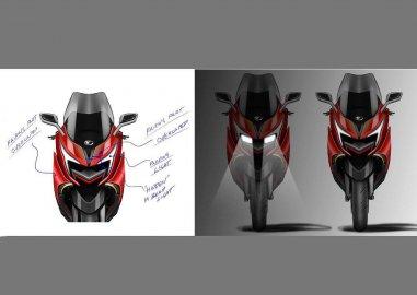 002: Kymco K50 Concept