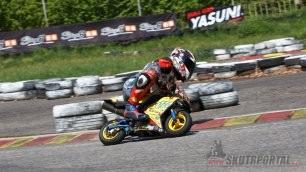 013: Mezinárodní přebor MiniGP, Mini moto, Skútr – Písek 12. 5. 2013