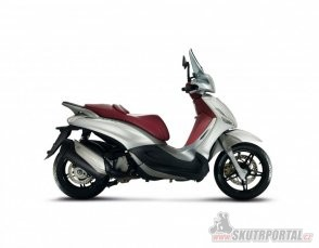 05: piaggio beverly 350 ABS/ASR