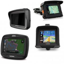 Moto GPS navigace