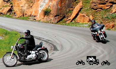 TRUCK 4 BIKE - Organizovaná přeprava motocyklů