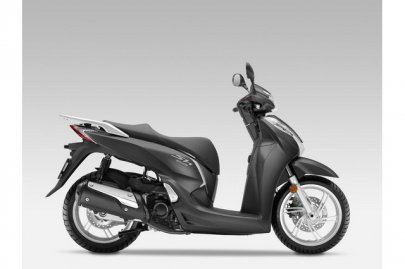 006: Honda SH300i, modelový rok 2016