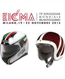 EICMA 2015 - příslušenství