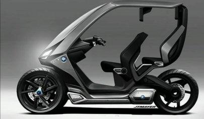 03: BMW C1 znovu na scéně?
