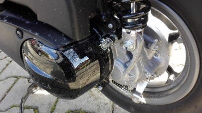 008: Yamaha D'elight 125 - malý skútr s velkou duší
