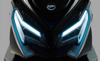 012: SYM Maxsym 500