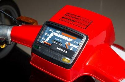 04: Původní model SH50 (1984)