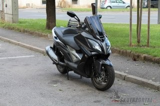 046: Kymco Xciting 400i ABS