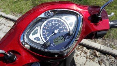 025: Yamaha D'elight 125 - malý skútr s velkou duší