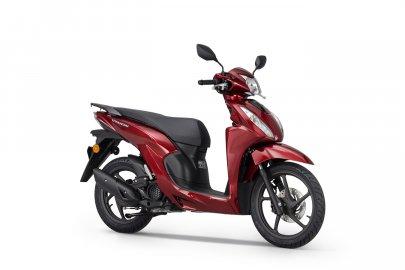 01: Honda 21YM VISION 110